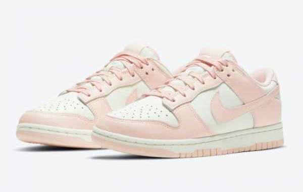 "Nike Dunk Low WMNS ""Orange Pearl"" 2021 New Arrival DD1503-102"