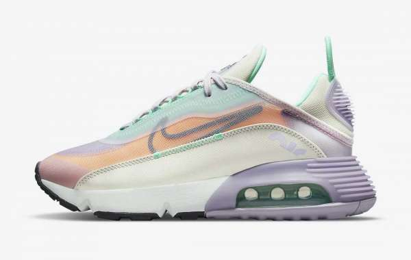 """Nike Air Max 2090 """"Easter"""" 2021 New Arrival CZ1516-500"""