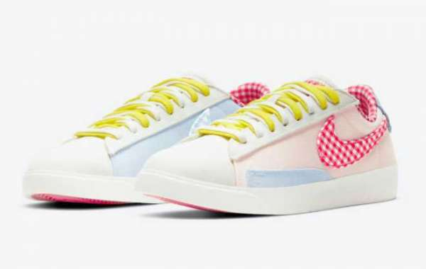 "2021 Nike Blazer Low LX ""Picnic"" Women's Sneakers DJ5055-806"