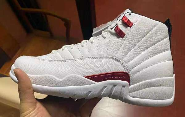 "CT8013-106 Air Jordan 12 ""Twist"" will be released on July 31"