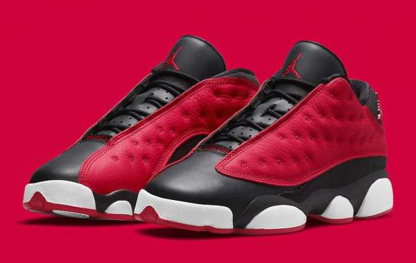 "DA8019-061 Air Jordan 13 Low GS ""Very Berry"" will be released on July 8"
