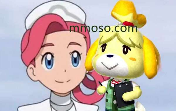 The story of Isabelle and Nurse Joy