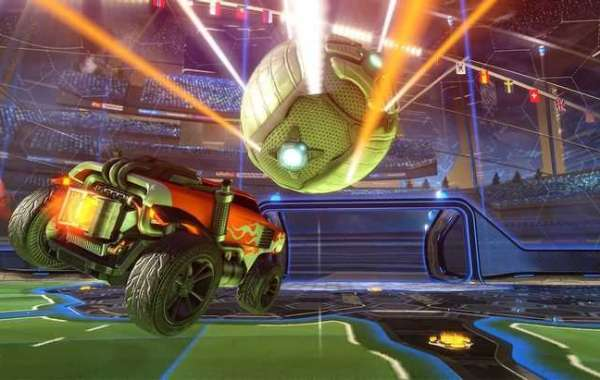 The Rocket League new layout makes things a chunk extra concise