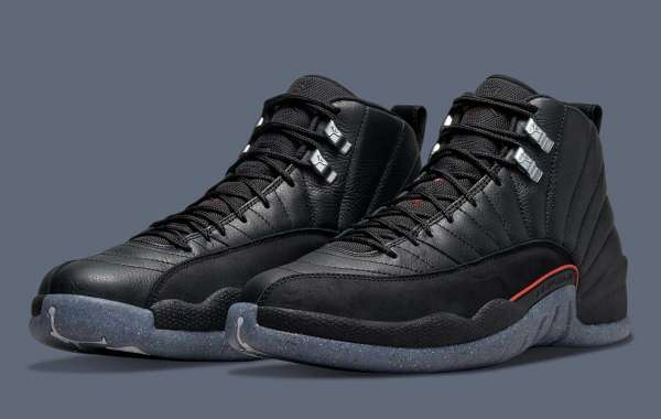 """Air Jordan 12 Utility """"Grind"""" DC1062-006 will be on August 28"""