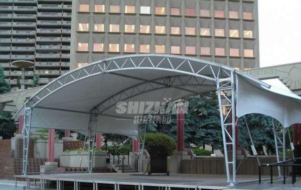 Outdoor concert stage sale