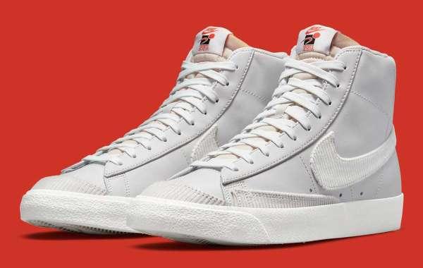 Nike Blazer Mid '77 EMB DD8021-001 will be released on September 10
