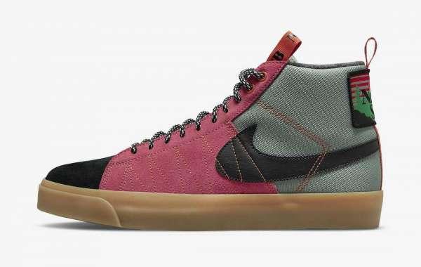 "Nike SB Blazer Mid Premium ""Acclimate Pack"" Jade DC8903-301 coming so!"